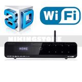 HiMedia HD900B 1080P 3D Media Player with WIFI RTD1186DD USB3.0 HDMI1.4 Blue Ray