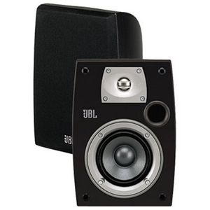 JBL N24 II 2-Way 4 inch Bookshelf Speakers