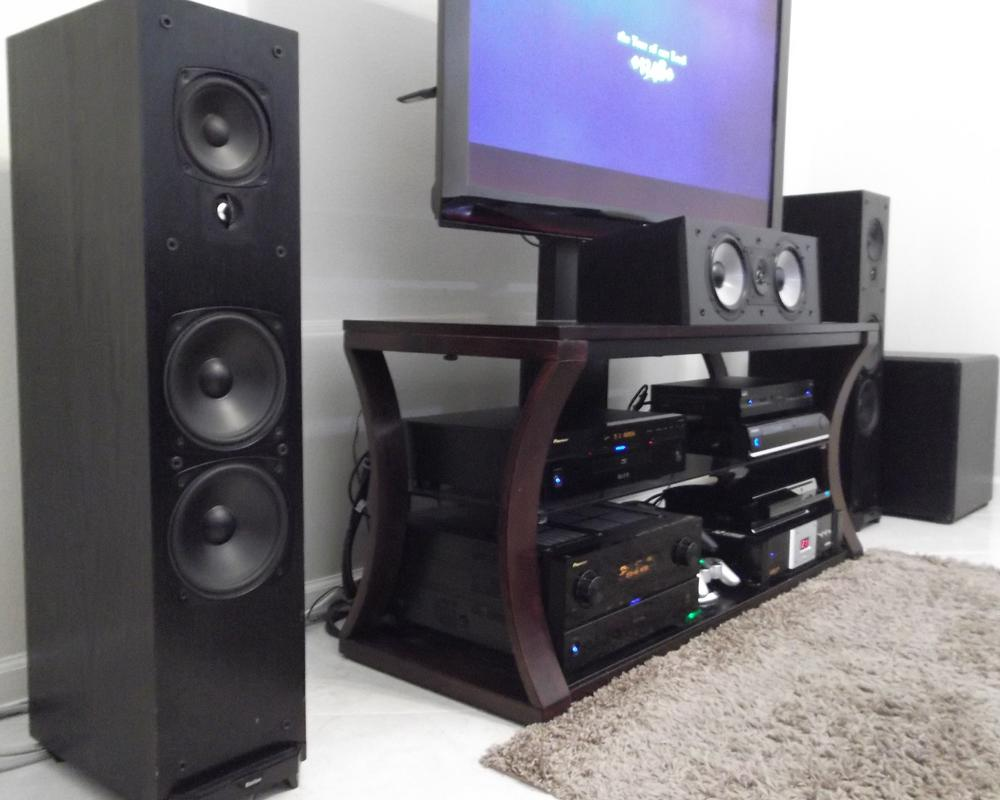 Dc A Vbattach on Sony Home Theater System
