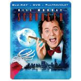 Scrooged (25th Anniversary) (Blu-ray + DVD + UltraViolet Digital Copy) (Widescreen)