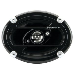 "New- SCOSCHE HD6903 HD SPEAKERS (6"" X 9"")"
