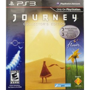 Journey Compilation (Flower/Flow/Journey) Playstation3 Game SONY