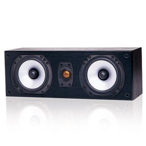 Monitor Audio M Center Speaker (Black Oak Vinyl, Each)