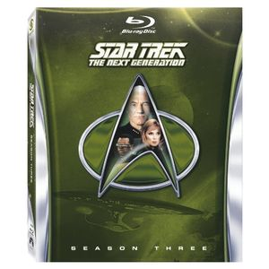 Star Trek: The Next Generation - Season Three [Blu-ray]