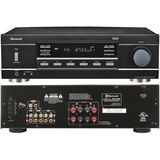 SHERWOOD RX-4109 STEREO RECEIVER WITH PHONO SECTION SHERWOOD RX-4109 STEREO RECEIVER WITH PHONO SEC