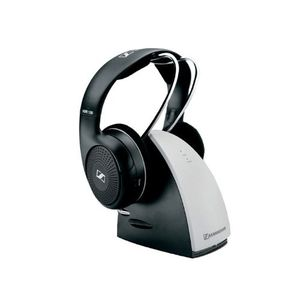Sennheiser RS120 926 MHz Wireless RF Headphones with Charging Cradle