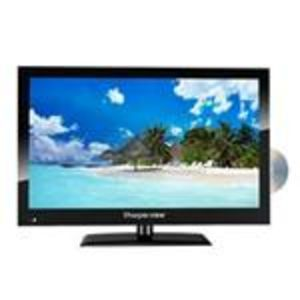 SuperSonic SV-1219 19 inch LED HDTV with Built-in DVD Player