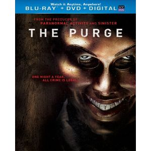 The Purge (Blu-ray) (Widescreen)