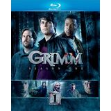 Grimm: Season One (Blu-ray + UltraViolet)