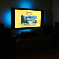 "Hitachi 55"" Plasma