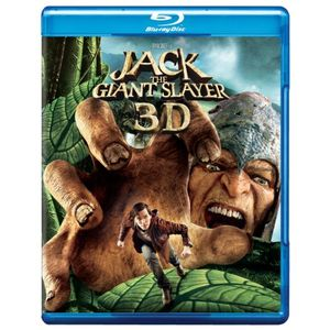 Jack the Giant Slayer (Blu-ray 3D/Blu-ray/DVD + UltraViolet Digital Copy Combo Pack)