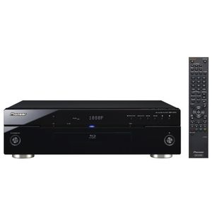 Pioneer BDP-51FD BonusView Blu-ray Player