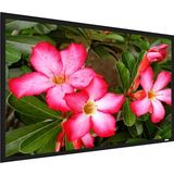 Screen Innovations HDTV 110 Matte White 1.1  Theater Sensation Fixed Screen