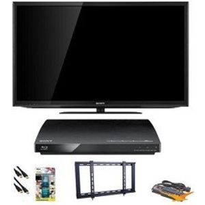 Sony KDL55EX640 - 55 inch Wifi XR240 LED Internet TV Blu Ray Bundle