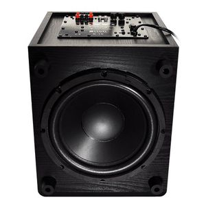 OSD Audio S-10 High Powered 10-Inch Home Theatre Subwoofer (Black)