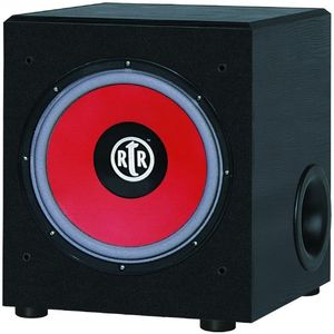 BIC AMERICA Eviction Series RTR-EV1200 12-Inch 475-Watt Front-Firing Subwoofer