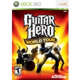 Guitar Hero World Tour (Game only) Xbox 360 Game Activision
