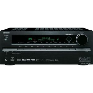 Onkyo HT-RC360 7.2-Channel Network Audio/Video Receiver (Black)