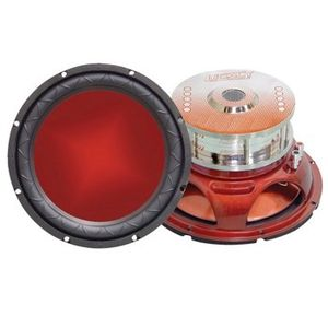 "Legacy LW1557D 15"" 1400 Watt Legacy Red Series Subwoofer"