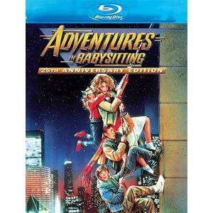 Adventures in Babysitting: 25th Anniversary Ed [Blu-ray]