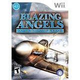 Blazing Angels: Squadrons of WWII Wii Game UBISOFT