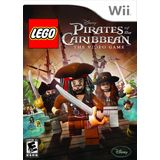 Lego Pirates of the Caribbean: The Video Games Wii Game Disney
