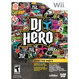 Activision Blizzard Inc 96196 Dj hero 1 wii