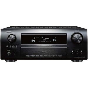 Denon AVR-2808CI 7.1-Channel Multizone Home Theater Receiver