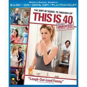 This Is 40 (Two-Disc Combo Pack: Blu-ray + DVD + Digital Copy + UltraViolet)