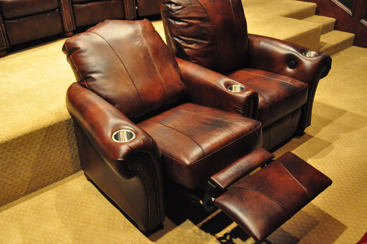 United Leather Theater Seating Avs Forum Home Theater Discussions And Reviews