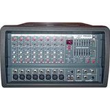 Pyle PYLE 8CH PROFESSIONALPA MIXER AMPLIFIER PA MIXER AMPLIFIER (Pro Sound & Entertainment / DJ Components)