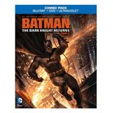 Batman: The Dark Knight Returns Part 2 [Blu-ray]