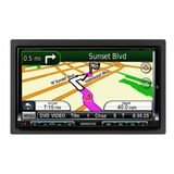 Kenwood Excelon DNX9140 In-Dash Double-Din DVD Multimedia AV Receiver (Black)