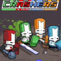Castle Crashers cover art