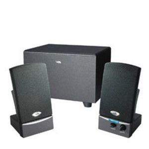 NEW Cyber Acoustics Studio CA-3001rb Multimedia Speaker System (CA-3001RB )