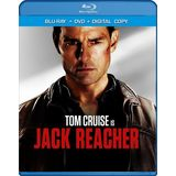 Jack Reacher (Two-Disc Blu-ray/DVD Combo +Digital Copy +UltraViolet)