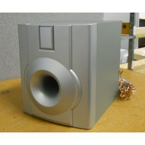 Trutech Subwoofer Impedance 6 ohms