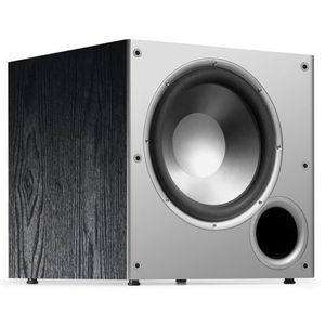 Polk Audio PSW10 10-Inch Monitor Series Powered Subwoofer (Single, Black) with Mini Tool Box (fs)