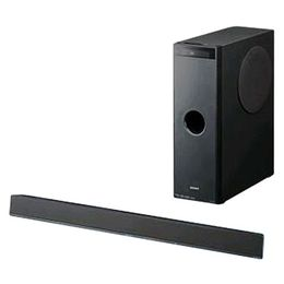 Great small soundbar system with big sound