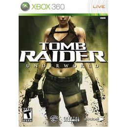 Tomb Raider Underworld for the Xbox 360