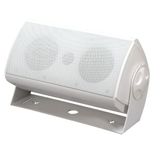 Atlantic Technology AW-424-P-WHT All-Weather Outdoor Speakers