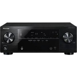 Pioneer VSX-522-K 400W 5-Channel A/V Receiver, iPod & iPhone, Black