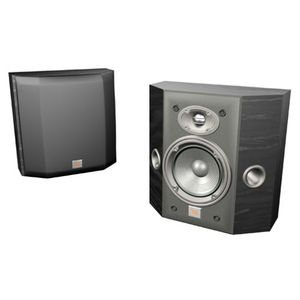 JBL Northridge 2-Way 4-Inch Bookshelf Speakers