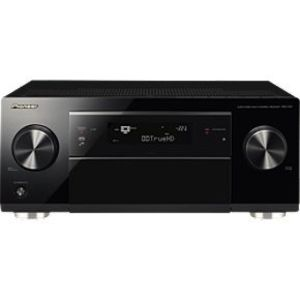 Pioneer VSX-1121-K 7.1 Home Theater Receiver, Glossy Black