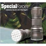 Special Forces 21 LED Extreme Beam Flashlight