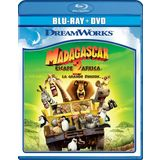 Madagascar Escape 2 Africa [Blu-ray]