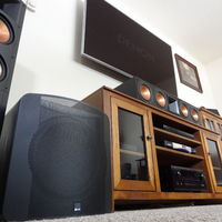 Klipsch RF62II's, RC64II, RS62II's, SVS SB13Ultra, Denon 3312, Sony BDP S790, PS3, Samsung UN60F7100 LED, Monster HDP1800