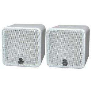 Pyle Audio Mini Cube Speaker