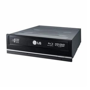 LG Electronics GGW-H20L LightScribe 6X Blu-Ray and 3X HD DVD-ROM SATA Drive - Bulk (Black)