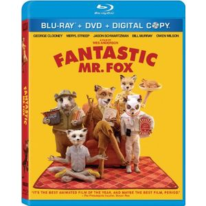 Fantastic Mr. Fox (Three-Disc Blu-ray/DVD Combo)
